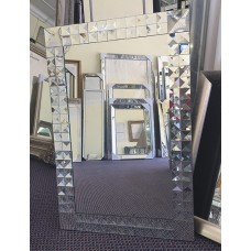 AD30-MODERN DECORATIVE RECTANGLE WALL MIRROR