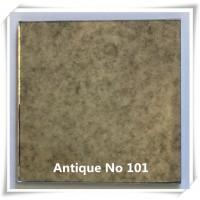 G101-ANTIQUE NO101 GLASS MIRROR