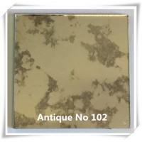 G102-ANTIQUE NO102 GLASS MIRROR