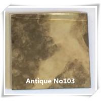G103-ANTIQUE NO103 GLASS MIRROR