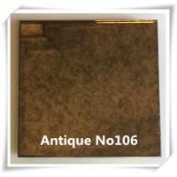 G106-ANTIQUE NO106 GLASS MIRROR