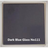 G111-DARK BLUE COLOR NO111 GLASS MIRROR