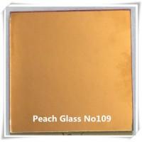 G109- PEACH COLOR NO109 GLASS MIRROR