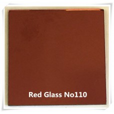 G110-RED COLOR NO110 GLASS MIRROR